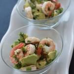 Ceviche de crevettes et avocat | cuisineculinaire.com