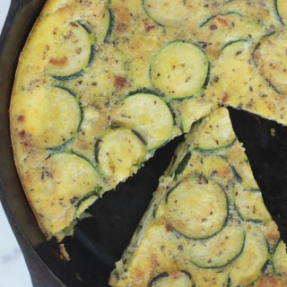 Frittata aux courgettes | cuisineculinaire.com