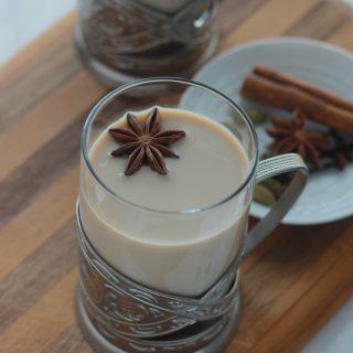Chai Thé aux épices