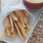 Frites belges croustillantes