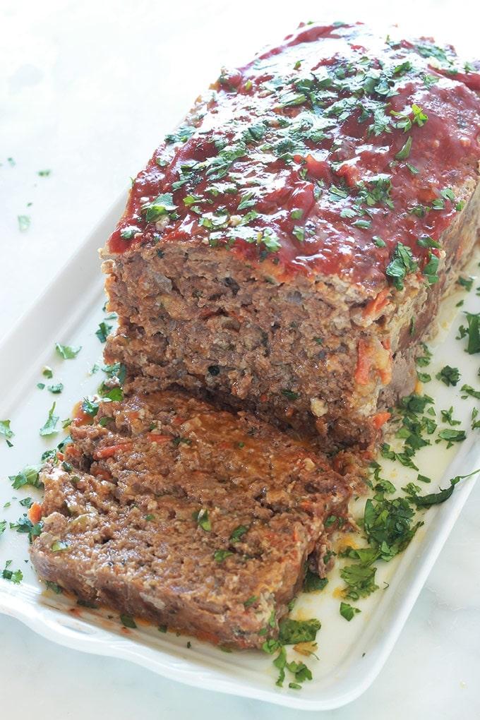Pain De Viande Americain Moelleux Recette Facile Cuisine Culinaire