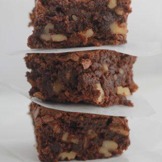 Meilleurs brownies aux noix
