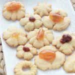 Spritz biscuits Noel