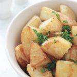 Pommes de terre sautees au beurre