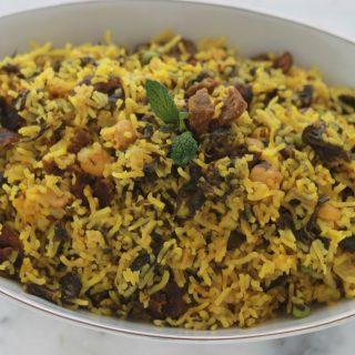 Riz djerbien – Roz djerbi tunisien
