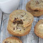 Les vrais cookies aux pépites de chocolat américains