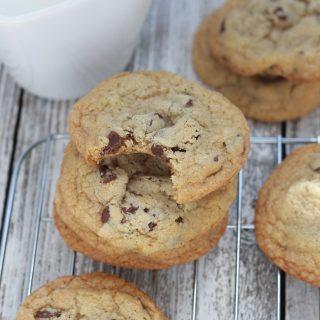 Les vrais cookies aux pépites de chocolat (classique)