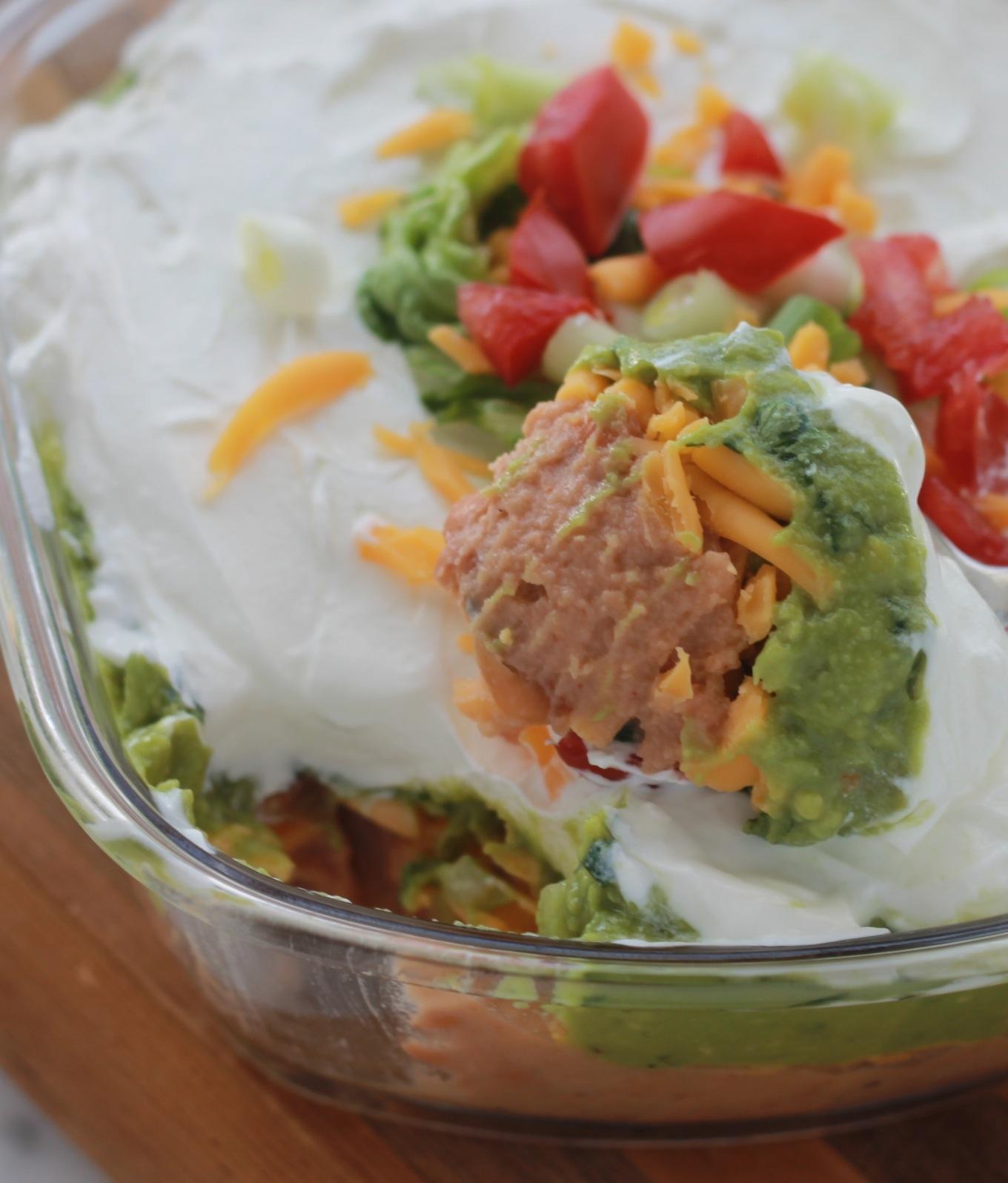 La recette de la trempette mexicaine, pleine de saveurs et rapide à faire. Pour un anniversaire, un apéro dînatoire ou pour des invités de dernière minute.