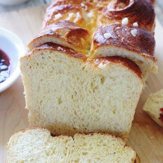 Brioche au beurre facile (recette brioche pur beurre)