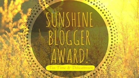 Sunshine Blogger Award - Mon portrait chinois