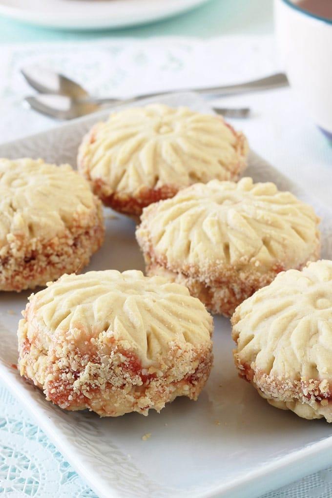Biscuits Secs Fondants Recette Facile Rapide Cuisine Culinaire
