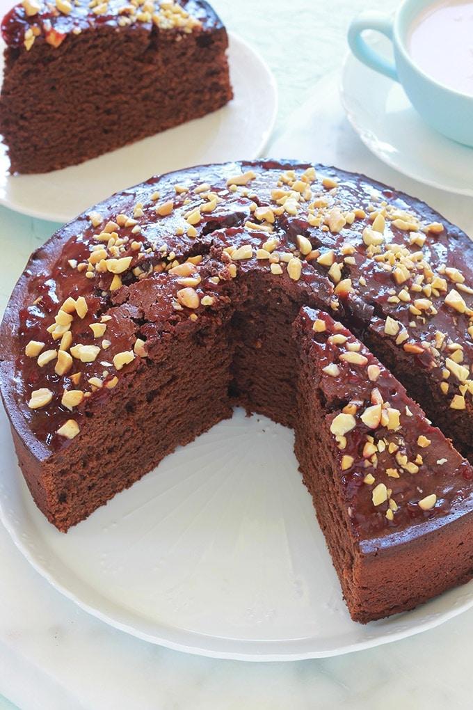 Gâteau Au Yaourt Et Cacao En Poudre Recette Facile Cuisine Culinaire