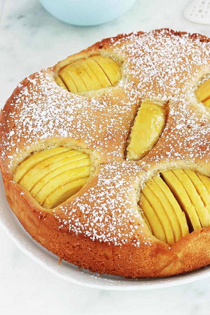Gâteau Allemand Aux Pommes Recette Facile Et Rapide Cuisine Culinaire