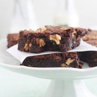 Brownies aux noix moelleux, recette facile d'Ina Garten