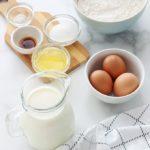 La meilleure recette de la pâte à crêpes. Simple, facile et rapide à préparer. Formule de base, dont vous pouvez faire de nombreuses variantes, sucrées etsalées. Plus des conseils pour réussir votre pâte à crêpes à tous les coups!
